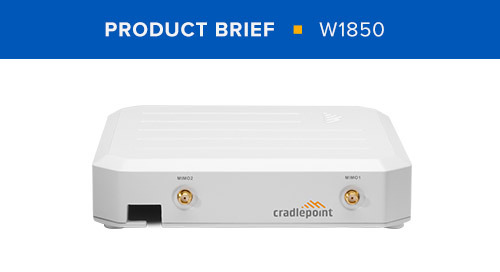 W1850 Product Brief