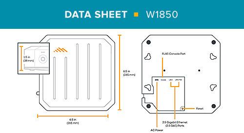 W1850 Data Sheet