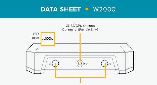 W2000-5GB Data Sheet