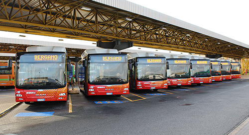 Italian Transit Agency Leverages 4G LTE Connectivity to Curb Overcrowding