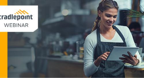 Wireless WAN's Impact on Innovation in Restaurants