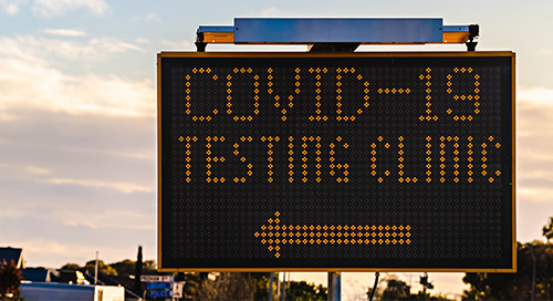 4G LTE Solutions Support Rapid Setup of COVID-19 Testing and Vaccination Sites