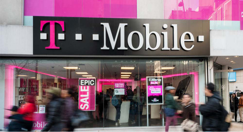 T-Mobile Retail Stores Prevent Downtime with Cellular-Based Automatic Failover
