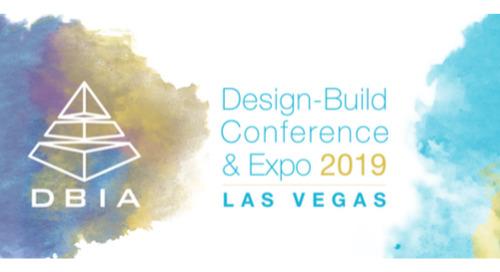 Design-Build Conference & Expo - November 6-8 | Las Vegas