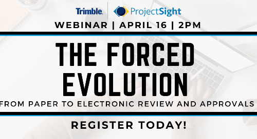 [On-Demand] The Forced Evolution from Paper to Electronic Review and Approvals