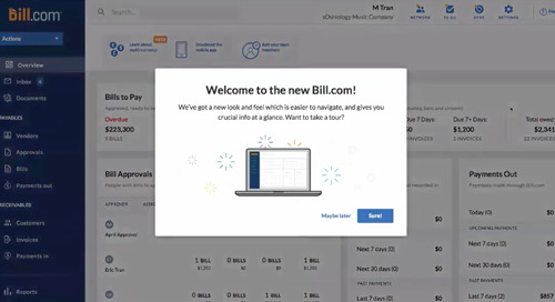Quick Bill.com Overview Video