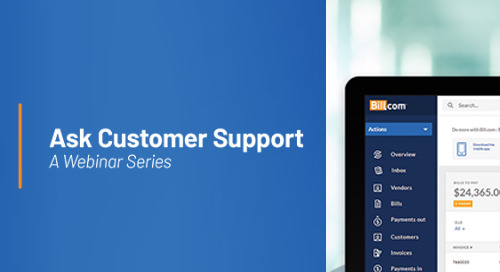 Ask CS: Monthly Customer Support Webinars