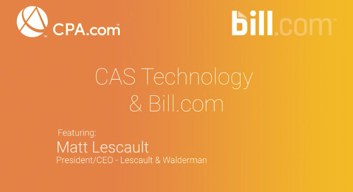 Matt Lescault - CAS Technology