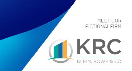 Meet KRC: Our Fictional Case Study Firm