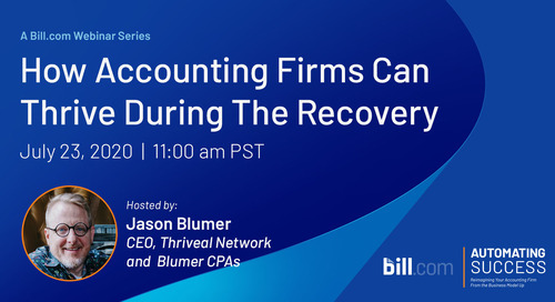 OnDemand: How Accounting Firms Can Thrive During the Recovery