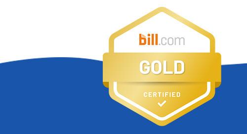 Gold Certified Partner Badge