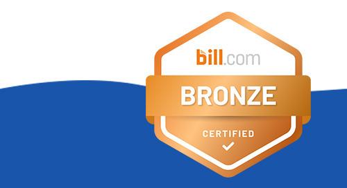 Bronze Certified Partner Badge
