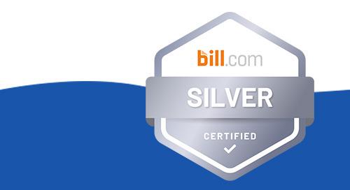 Silver Certified Partner Badge