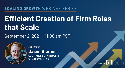 Webinar: Efficient Creation of Firm Roles that Scale