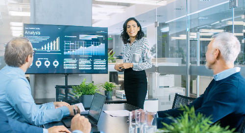 Why CIOs Should get Control of Visual Display Technology