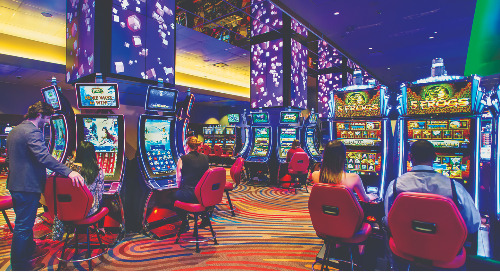 Why Your Office Should be More Like a Casino
