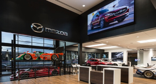 How Digital Signage Can Improve Your Auto Showroom