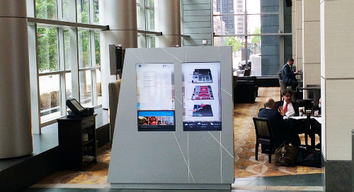 Seven Things to Display on Hotel Digital Signs