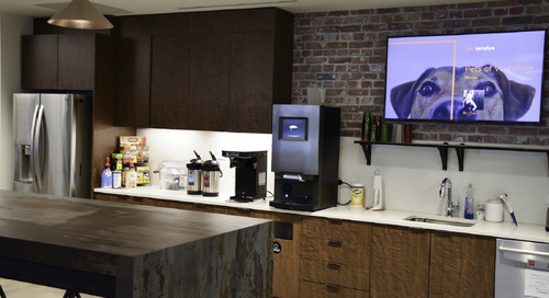 How Vertafore Uses Digital Signage to Amplify Its Workplace Culture