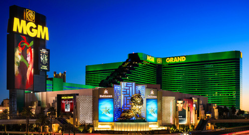 MGM Resorts International Cashes in With Visual Communications