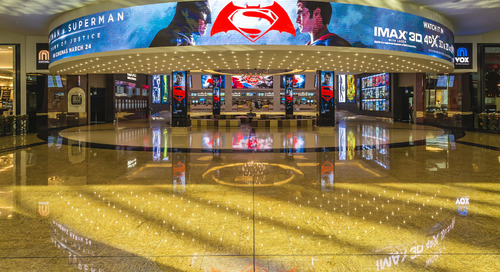 VOX Cinemas Creates and Immersive Guest Experience With Visual Communications