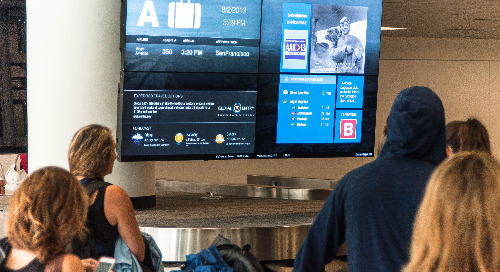 Driving Engagement With Digital Signage