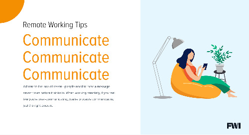 Free Content Download: Tips for Working Remote