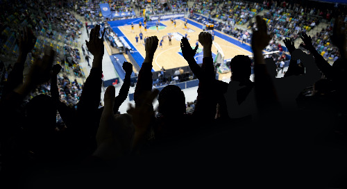 This Central Florida Basketball Team's Fan Experience is a Slam Dunk With the FWI Visual Communications Cloud