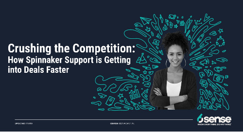 Crushing the Competition: How Spinnaker Support is Getting into Deals Faster DECK