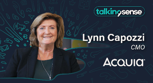 The Fate of the CMO with Lynne Capozzi, CMO of Acquia