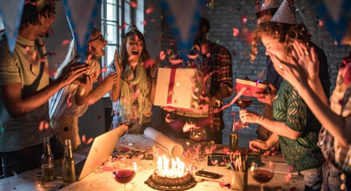 ABM Is Like Throwing A Surprise Party, as seen on Forbes