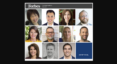 Ensure The Success Of A Personalized Marketing Strategy With These 11 Expert Tips, as seen on Forbes