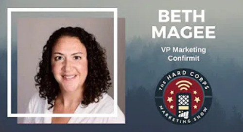Intent Data is a Marketer's Secret Weapon -  Beth Magee, VP of Marketing at Confirmit