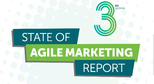 The State of Agile Marketing Report: 3rd Edition