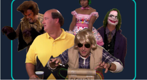 YouTube: The 25 Best Halloween Costumes from The Office