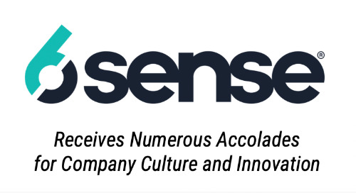 6sense's Commitment to Customers and Culture Recognized for Transforming How Revenue Teams Win