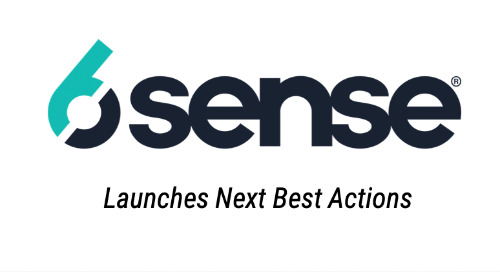 6sense Launches Next Best Actions to Help Prospecting Teams Better Engage Target Accounts