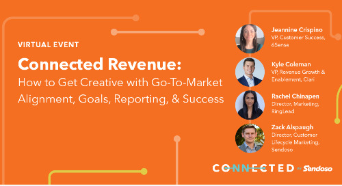 How to Get Creative with Go-To-Market Alignment, Goals, Reporting, and Success with Sendoso