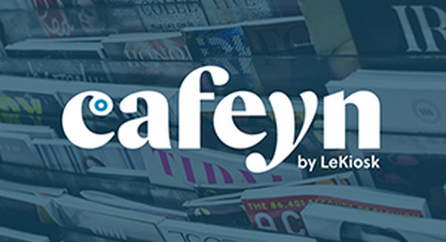 Cafeyn: Three times as many searches + a 10% boost in subscriptions