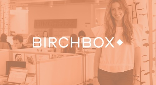 Birchbox increased its revenue per session by 10%