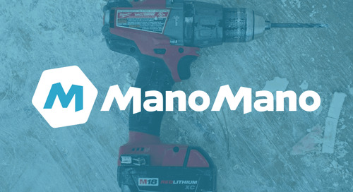 ManoMano increased their conversion rate by 20% in multiple markets after switching to Algolia