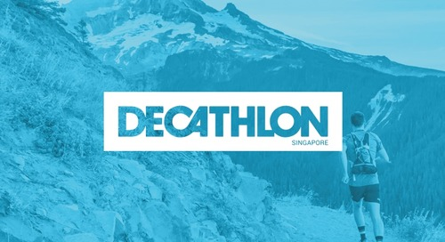 Decathlon Singapore: Driving 50% higher conversion rate with omnichannel, personalized search