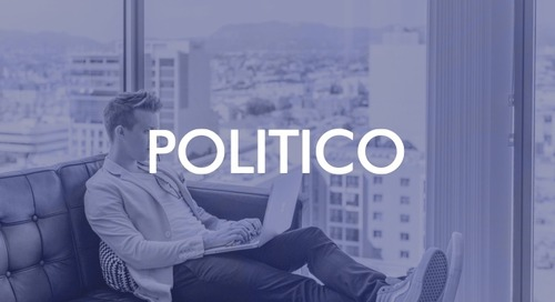 POLITICO: Delivering actionable information to subscribers through 8x faster search