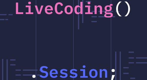 Livecoding session: Building product carousels for your marketplace merchandising strategy