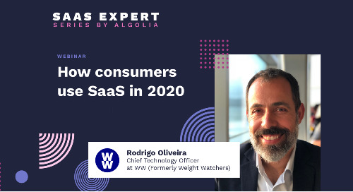 SaaS Expert Series: How consumers are using SaaS in 2020
