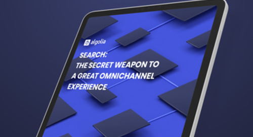 Search: the secret weapon to great omnichannel experiences