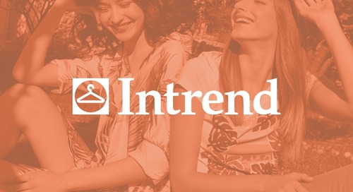 Intrend: Increasing Average Order Value by 19% at Intrend with agile search