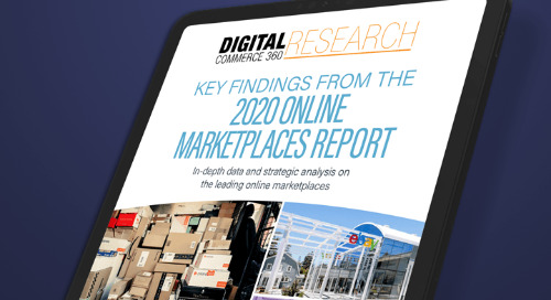 Key findings from the 2020 online marketplaces report