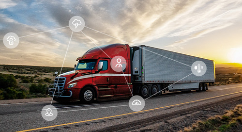 Five ways IoT helps fleets keep pace with customers