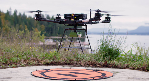 Bridging the access gap with drone technology